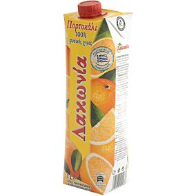 Φυσικός χυμός ΛΑΚΩΝΙΑ πορτοκάλι (1lt)