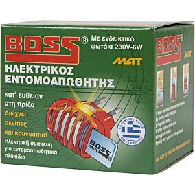 Εντομοαπωθητική BOSS ηλεκτρική συσκευή