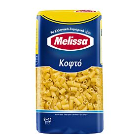 Πάστα ζυμαρικών MELISSA κοφτό (500g)