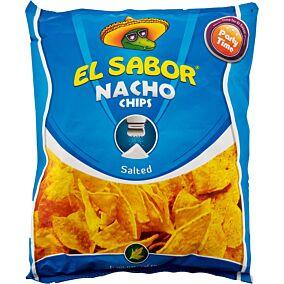 Τσιπς τορτίγια NACHO CHIPS natural (225g)