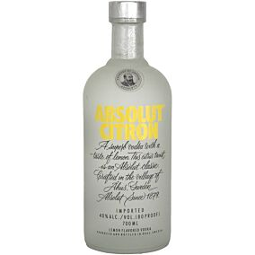 Βότκα ABSOLUT Citron (700ml)