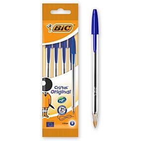 Στυλό διαρκείας BIC cristal blister