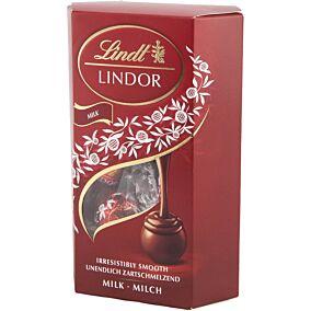 Σοκολατάκια LINDT Lindor γάλακτος (200g)