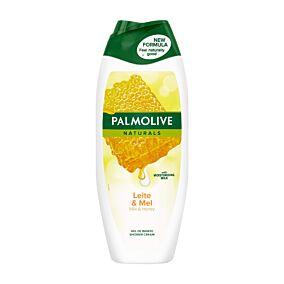 Αφρόλουτρο PALMOLIVE Naturals μέλι και γάλα (500ml)
