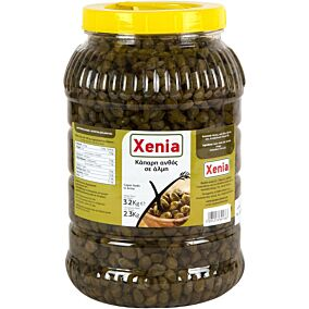 Κάπαρη XENIA άνθος σε άλμη (2,3kg)