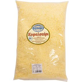 Τυρί ΑΡΒΑΝΙΤΗ κεφαλοτύρι τριμμένο (~1,5kg)