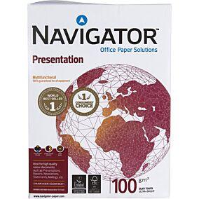 Φωτοτυπικό χαρτί NAVIGATOR A4 500φύλλων