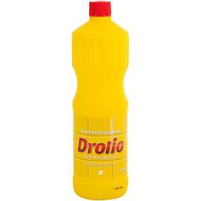 Χλωροκαθαριστικό DROLIO Ultra με άρωμα λεμόνι (1250ml)