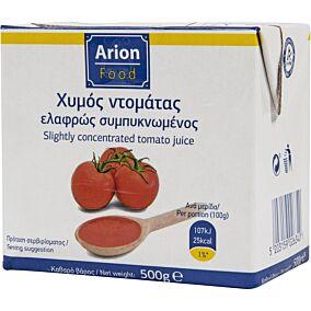 Τομάτα ARION FOOD πασσάτα (12x500g)