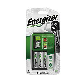 Φορτιστής μπαταριών ENERGIZER Maxi & 4AA 2000mah
