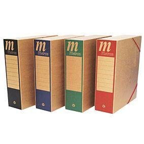 Κουτί με λάστιχο διάφορα χρώματα