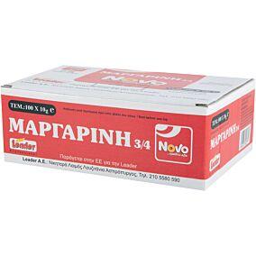 Μαργαρίνη NOVO σε μερίδες (100x10g)