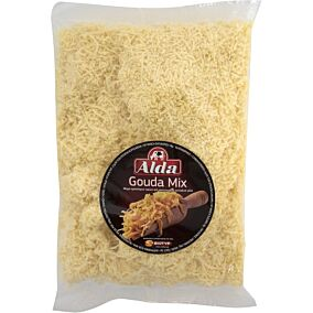 Τυρί ALDA gouda mix τριμμένη (1kg)