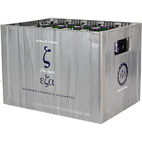 Μπύρα ΕΖΑ Lager (20x500ml)