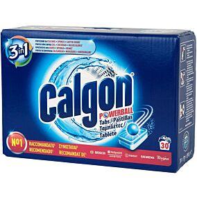Αποσκληρυντικό νερού CALGON arcticlean 2 σε 1, σε ταμπλέτες (30τεμ.)