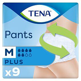Πάνες TENA Pants plus M (9τεμ.)