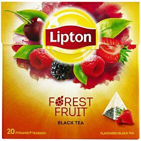 Τσάι LIPTON με άρωμα φρούτων του δάσους (20x1,7g)