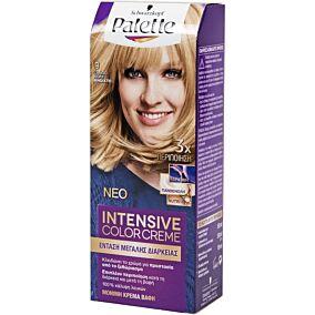 Βαφή μαλλιών SCHWARZKOPF palette semi set ξανθό πολύ ανοιχτό νο.9