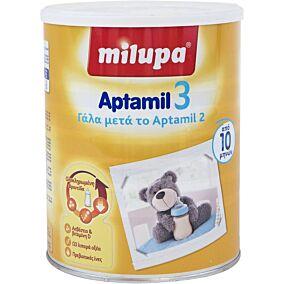 Γάλα σε σκόνη MILUPA Aptamil 3 για παιδιά 10+ μηνών (800g)