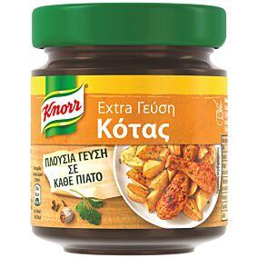 Ζωμός KNORR με extra γεύση κότας (88g)