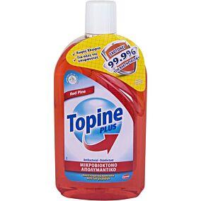 Καθαριστικό και απολυμαντικό TOPINE για όλες τις επιφάνειες, υγρό (1lt)