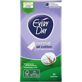 Σερβιετάκια EVERYDAY All Cotton (30τεμ.)