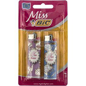 Αναπτήρες MISS BIC (2τεμ.)