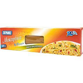Πάστα ζυμαρικών ΖΩΓΡΑΦΟΣ μακαρόνι ψιλό (500g)