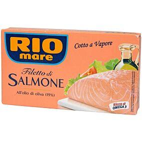 Κονσέρβα RIO MARE φιλέτο σολομού σε λάδι (150g)