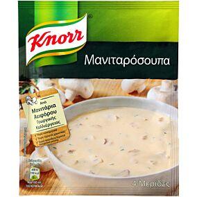 Σούπα σε σκόνη KNORR μανιταρόσουπα (90g)