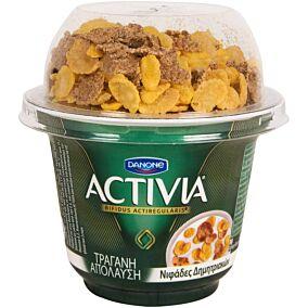 Γιαούρτι ACTIVIA τραγανή απόλαυση (200g)