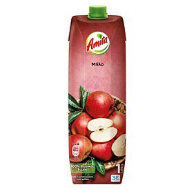 Φυσικός χυμός AMITA μήλο (12x1lt)