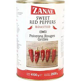 Πιπεριές ΖΑΝΑΕ κόκκινες γλυκές (4,1kg)