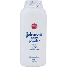 Πούδρα JOHNSON'S baby
