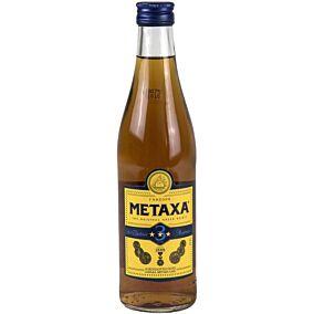Μπράντυ METAXA 3* (24x350ml)
