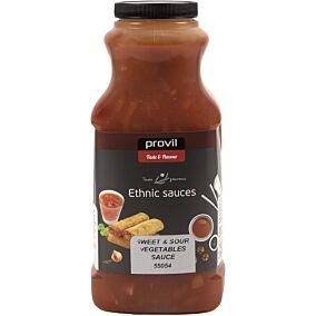 Σάλτσα PROVIL γλυκόξινη λαχανικών (2,2kg)