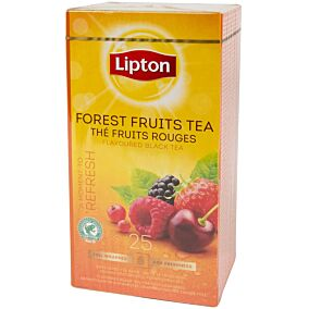 Τσάι LIPTON με άρωμα φρούτων του δάσους (25x1,7g)