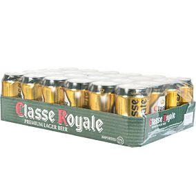 Μπύρα CLASSE ROYALE (24x300ml)
