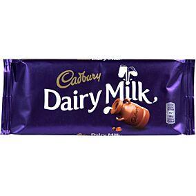Σοκολάτα CADBURY Dairy Milk γάλακτος (110g)
