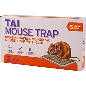 Ποντικοπαγίδα TAI trap μικρή (1τεμ.)