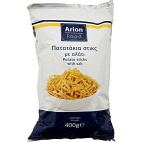 Πατατάκια ARION FOOD sticks με αλάτι (400g)