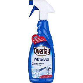 Καθαριστικό OVERLAY για το μπάνιο με αντλία, υγρό (650ml)
