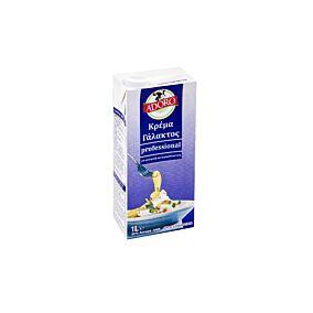 Κρέμα γάλακτος ADORO easy open 35% λιπαρά (12x1lt)
