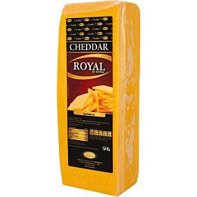 Τυρί ROYAL cheddar (~3kg)