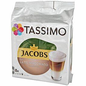 Καφές TASSIMO latte macchiato (264g)