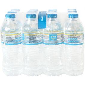 Νερό ARION ACQUA εμφιαλωμένο επιτραπέζιο (12x500ml)