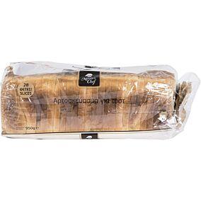 Ψωμί MASTER CHEF τοστ φόρμα επαγγελματικό (950g)