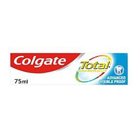 Οδοντόκρεμα COLGATE total visible action (75ml)