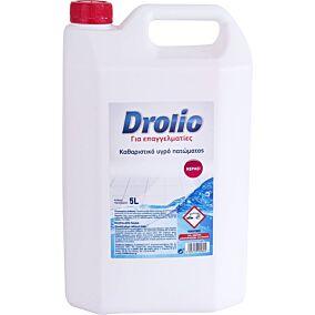 Καθαριστικό DROLIO για το πάτωμα με άρωμα κεράσι, υγρό (5lt)