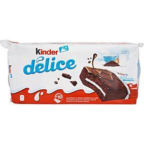 Κέικ KINDER delice (10x39g)